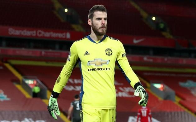 How David de Gea is helping young Manchester United players - Bóng Đá